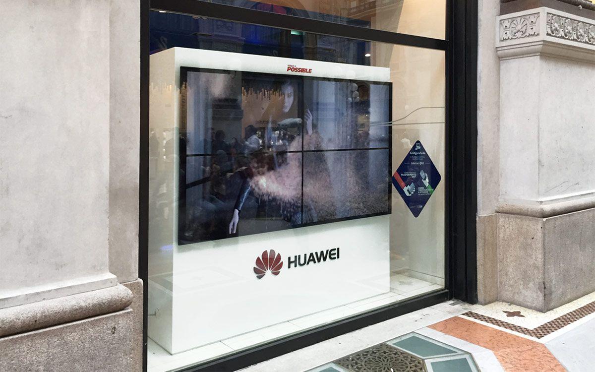 Nuove tecnologie per l'allestimento negozi