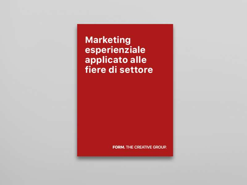 Marketing esperienziale applicato alle fiere di settore