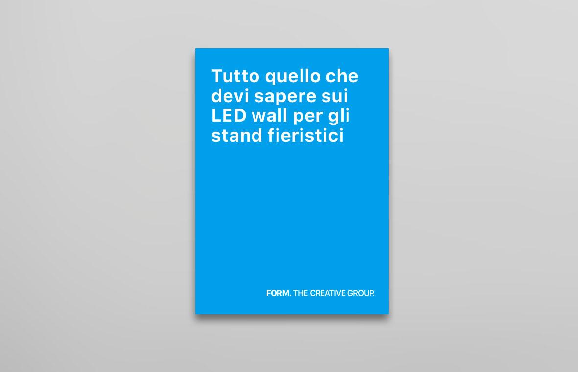 Tutto quello che devi sapere sui LED wall per gli stand fieristici